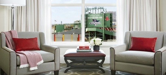 £89 & up -- Boston: Luxe Hotel near Fenway Park, 40% Off