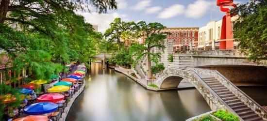 £153& up -- San Antonio River Walk 4-Star Stay, 50% Off