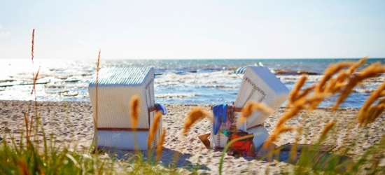 £122 & up -- Baltic Sea: 2-night stay in a cool hotel made of shipping containers, save 30%