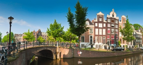 ✈ Amsterdam: Up to 4 Nights at Choice of Premium Hotels with Return Flights*