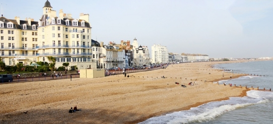 Eastbourne: Double Room for Two with Breakfast at York House Hotel