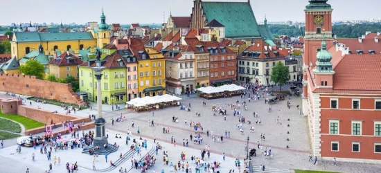 ✈ Warsaw and Krakow: 4 or 6 Nights at a Choice of Hotels with Flights, Train Transfer and Optional Auschwitz Tour*