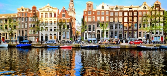 ✈ Amsterdam: 2-4 Nights at a Choice of 4* Hotels with Flights*