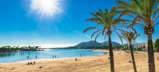 7nt 3* or 4* All-Inc Mallorca Escape  - Multiple Airports!