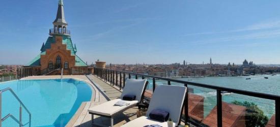 5* Hilton Molino Stucky Venice Getaway, Breakfast