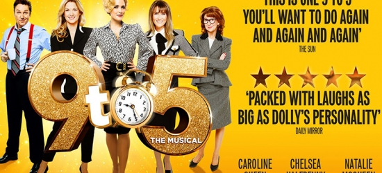 3* or 4* London Escape, Breakfast & 9-5 The Musical