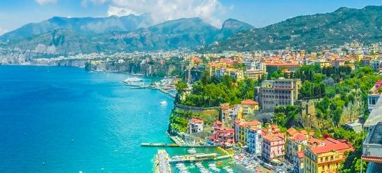 4* Luxury Sorrento Seafront Holiday