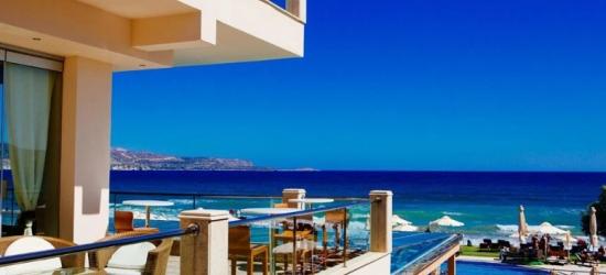 7nt 5* All-Inclusive Crete Beachfront Retreat