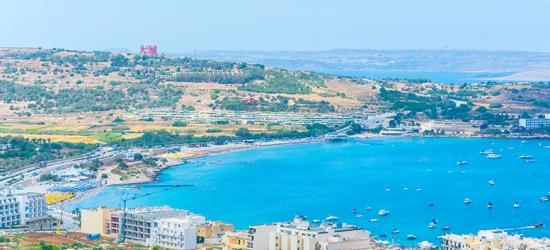 4* Seafront Malta Break  - Riviera Hotel!
