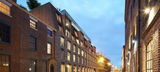 4* Luxury Liverpool Break, Wine, Breakfast & Late Check Out for 2