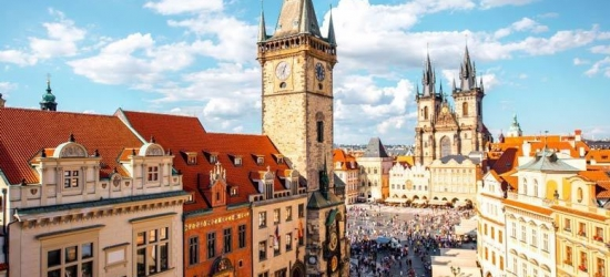 Romantic Prague Escape, Breakfast  - 4* Hotels!