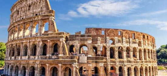 Angels & Demons Themed Rome City Tour, Central Getaway & Breakfast