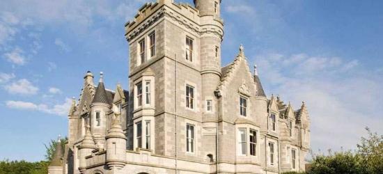 4* Aberdeen Manor Spa & 3-Course Dining - Xmas Market Dates!