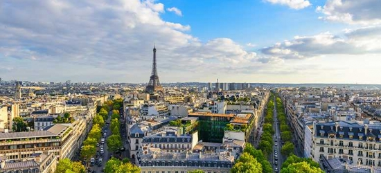 4* Paris City Getaway, Flights, Breakfast, Night Tour & Moulin Rouge Ticket