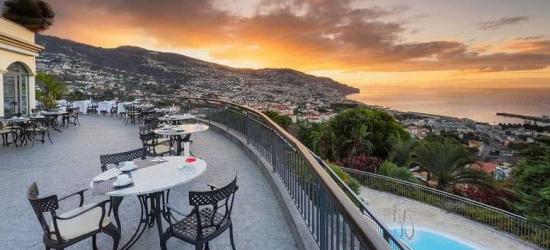 5* Luxury Half-Board Madeira Break, Welcome Drink, Massage