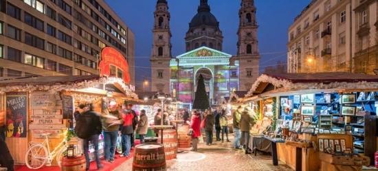 4* Luxury Riverside Budapest City Stay - Christmas Market Dates!