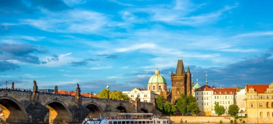 Central Prague Getaway  - Panoramic River Cruise Option!