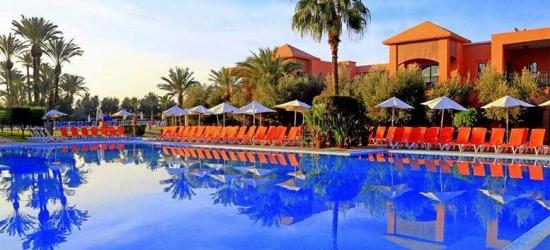 4* All-Inclusive Marrakech Break, Garden View Room