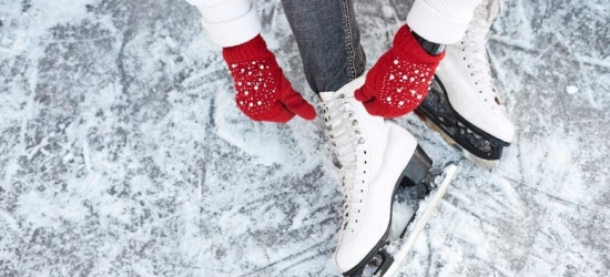 Magical Amsterdam Winter City Escape, Ice Skating Tickets
