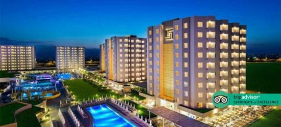 4* All-Inclusive Luxury Turkey Beach Escape - Award-Winning Hotel!