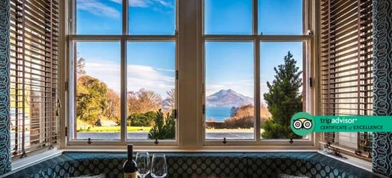 4* Isle of Skye Getaway, Prosecco, Breakfast - Choice of Hotel!