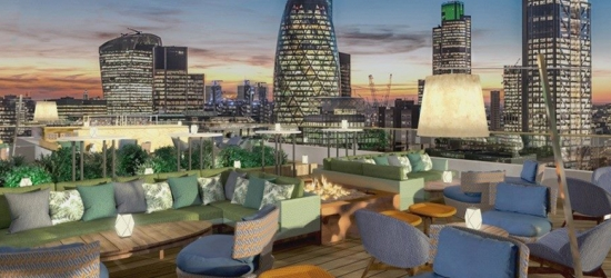 5* Montcalm Royal London House Spa Stay & Breakfast for 2