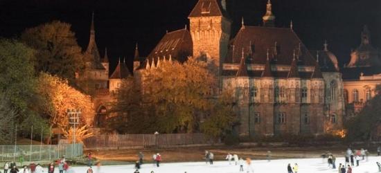 Budapest Winter Escape, City Park Ice Skating