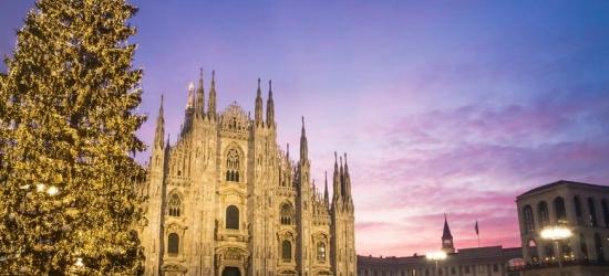 Central Milan Christmas Markets Getaway
