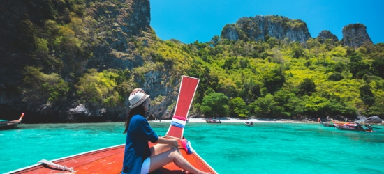 10nt Phuket & Phi Phi Island Trip, Spa Treatment & Welcome Drink