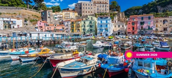 Rome & Sorrento Italian Adventure, Transfers