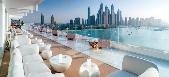 5* luxury Dubai escape