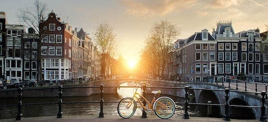 4* Amsterdam city break