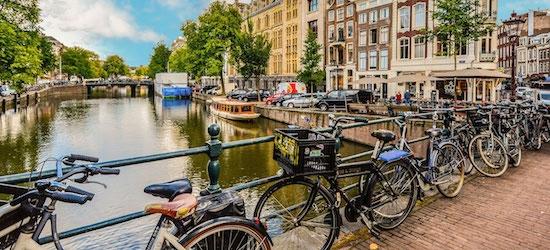 3* Amsterdam city break