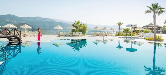 5* all-inc Turkey holiday w/room upgrade