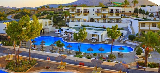 5* all-inclusive Rhodes holiday