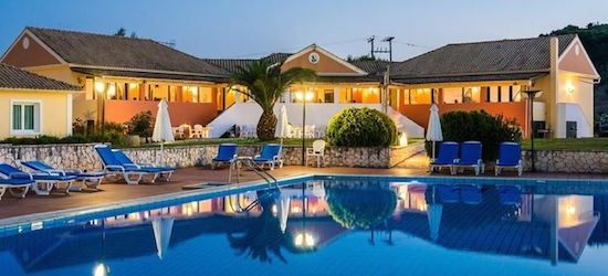 4* all-inclusive adults-only Zante holiday