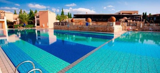 4* deluxe all-inclusive Cyprus holiday