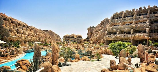 5* all-inclusive adults-only Hurghada escape