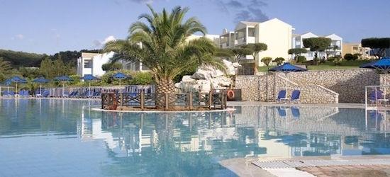 4* all-inclusive Corfu week