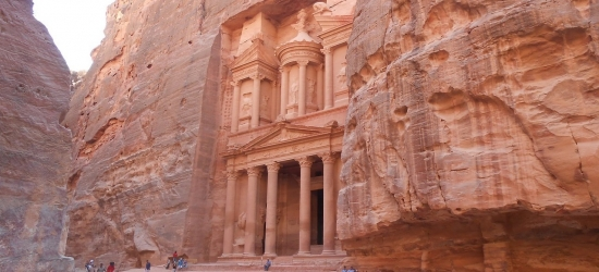 Win a luxury tour of Jordan, including Petra, Wadi Rum Desert & Dead Sea