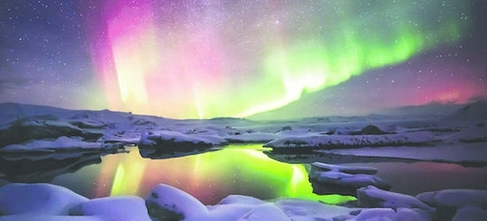 Discover the magical Northern Lights in Iceland
