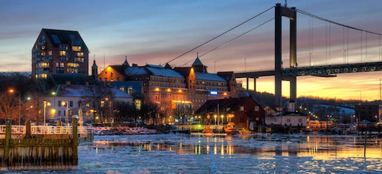 Gothenburg Christmas market breaks