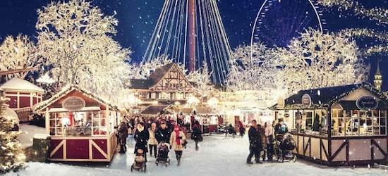 4* Gothenburg Christmas market break