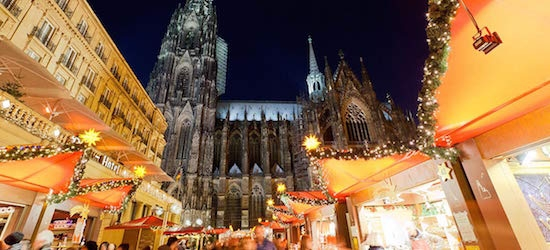 Cologne Christmas market breaks