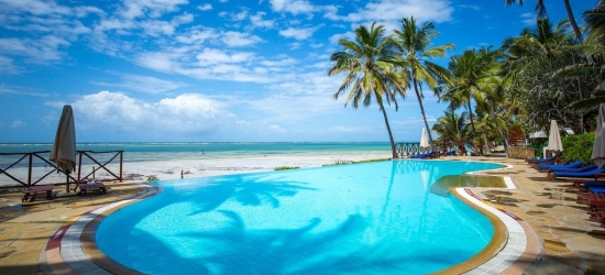 Win a relaxing all-inclusive holiday to Kenya