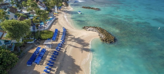 Win a week for two in Barbados