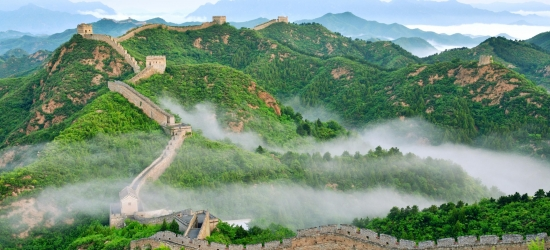 Japan and Vietnam cruise with Great Wall of China experience