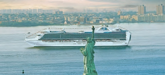 Canada & New England cruise with New York stay