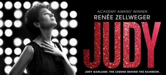 Win a luxury weekend in London with Judy cinema tickets