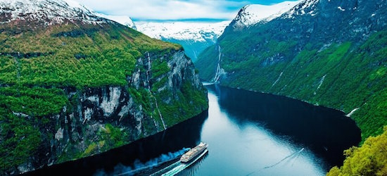 Norway: Vision of the Fjords tour